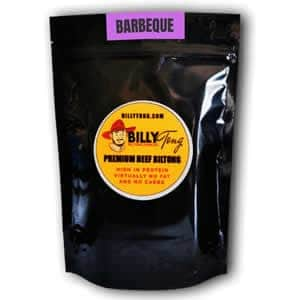 Billy Tong's BBQ Biltong
