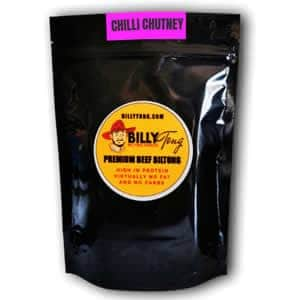 Billy Tong's Chilli Chutny