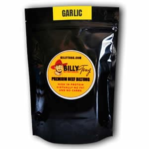 Billy Tong's Garlic Biltong