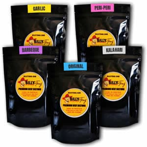Billy Tong's Grazing Pack