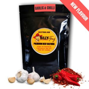 Garlic & Chilli Biltong